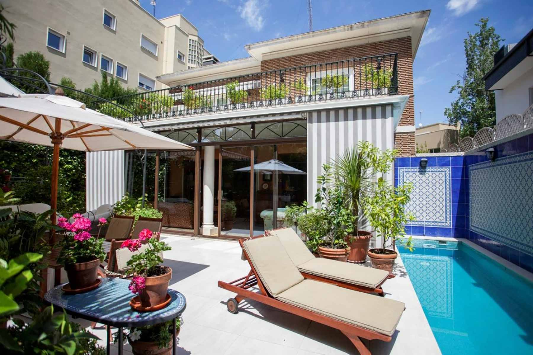 Madrid - Spain - House , 5 rooms, 5 bedrooms - Slideshow Picture 3