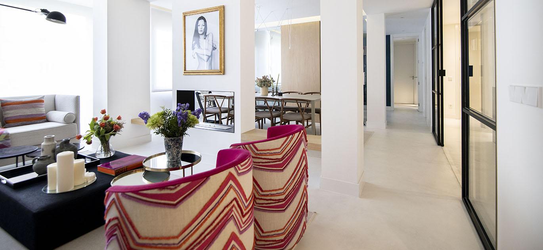 Madrid - España - Piso, 2 cuartos, 2 habitaciones - Slideshow Picture 3