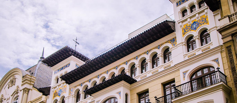 Five luxury plans in Madrid