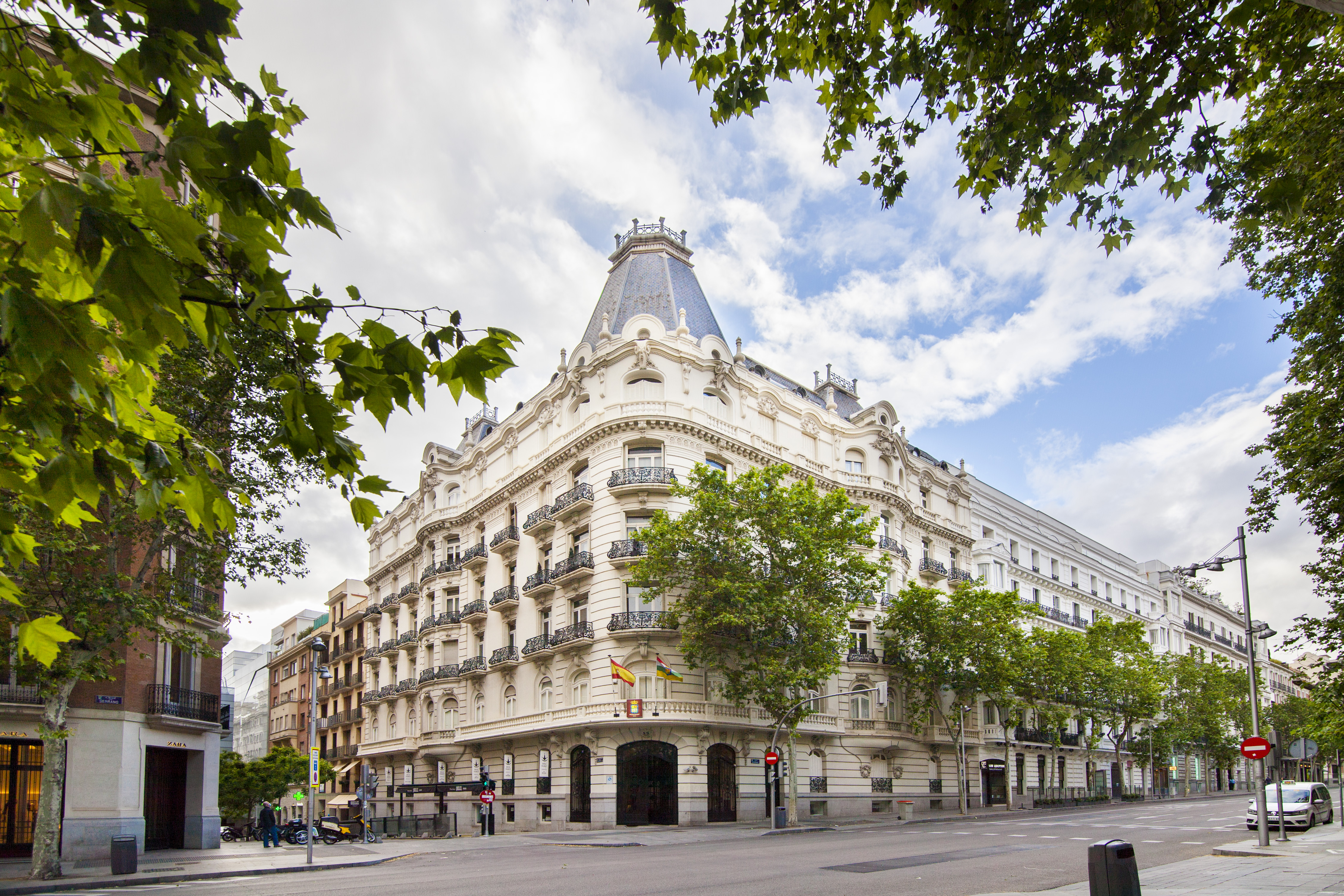 Foreign buyers consolidate in Madrid's luxury real estate market