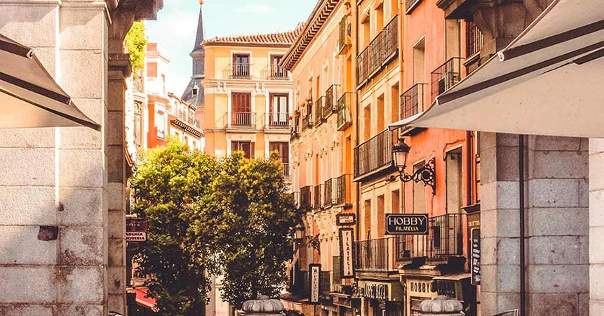 Immobilier: Madrid dans le top 10 du dernier BARNES Cities Index