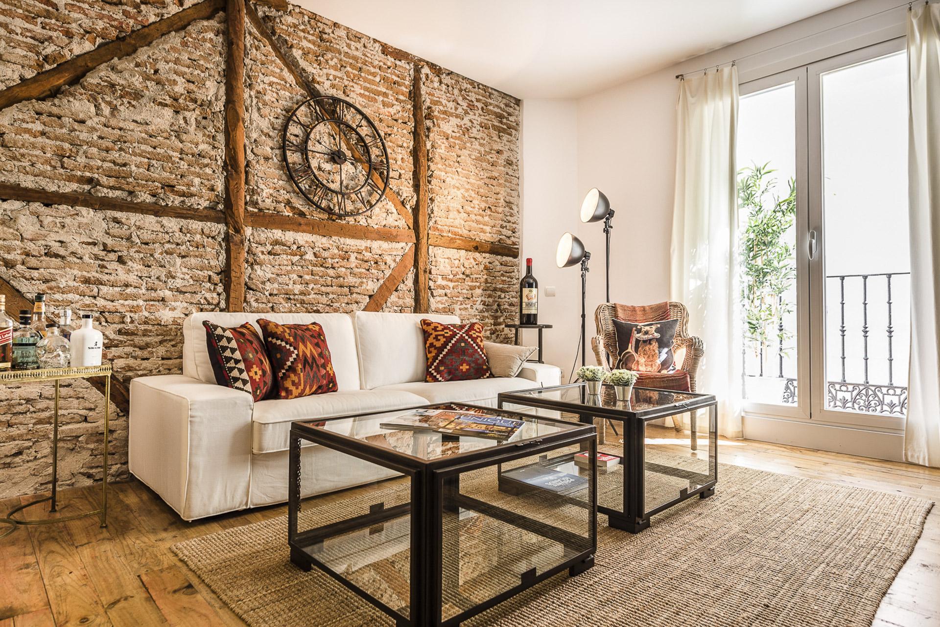 Las viviendas situadas en un barrio de moda de Madrid, hasta un 20% más caras