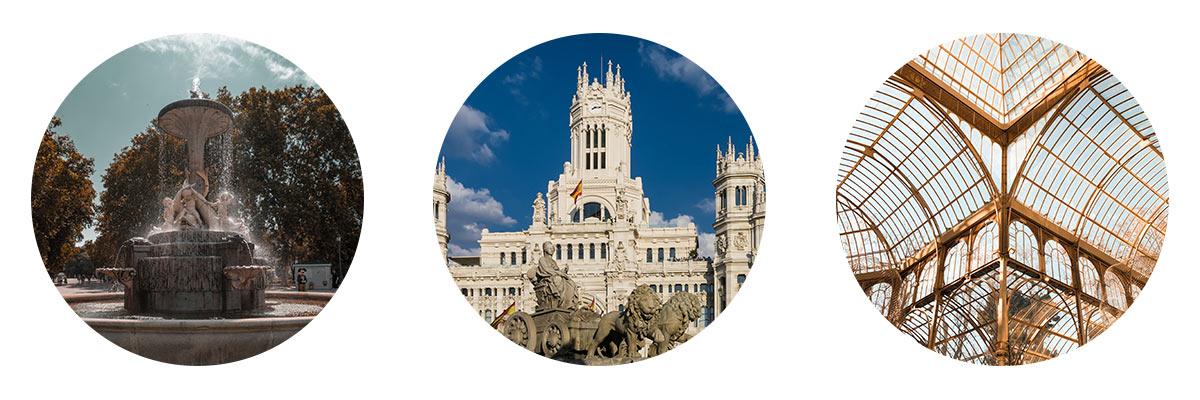 BARNES Madrid - Propriétés de prestige à la vente à Madrid